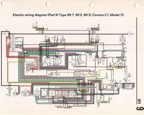 1975 911 Tach Wiring Diagram porsche 911 rs type f g 4 1973 racing cars