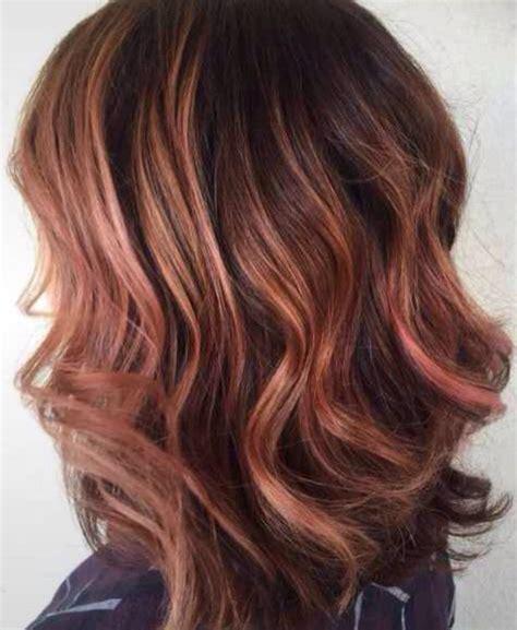 rose highlights  hair play balayage hair hair