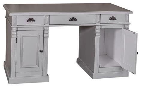 bureau pin blanc meuble style anglais blanc amazing merveilleux meuble