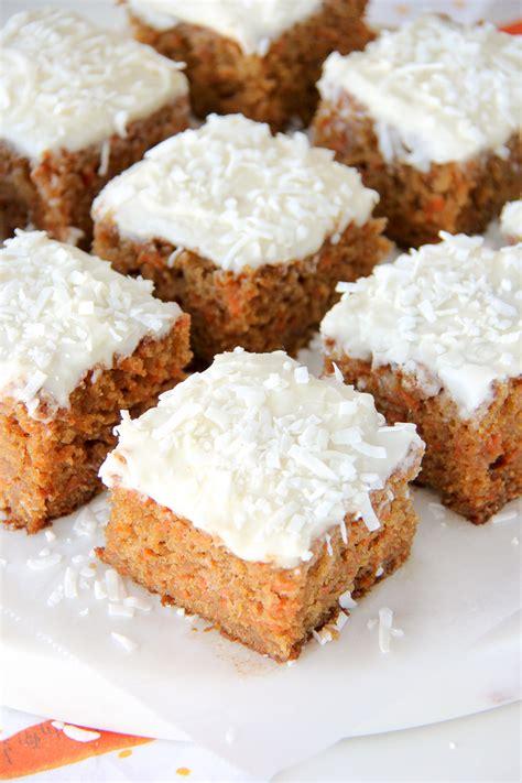 carrot cake sheet cake recipe  pretty life   suburbs
