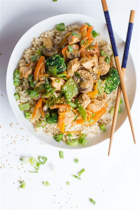 Disbetic stirfry / see more ideas about cooking recipes, recipes, asian recipes. Healthy Chicken Stir Fry   Recipe (With images)   Healthy chicken stir fry, Healthy chicken ...