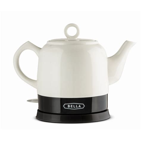 kettle ceramic kettles teapot electric electricals hughes tj