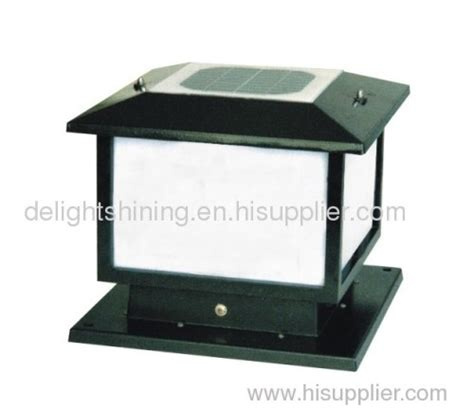 led light design solar led post lights replacement parts