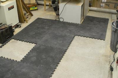 rubber flooring stus shed