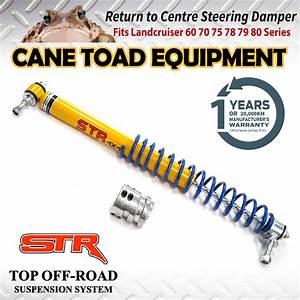 Return To Centre Steering Damper Stabiliser Fits Toyota