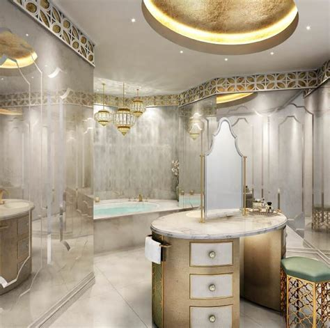 luxury bathroom design dubai uae