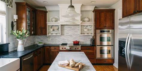 Kitchen Design With Island Layout - mix and match an all new kitchen with the same old cabinets c ville weeklyc ville weekly