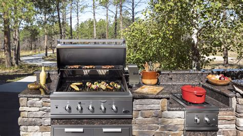 outdoor grilling recently purchased a foreclosure what should i do with