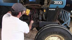 1620 Ford Tractor Alternator Wiring Diagram