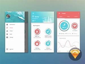 50 Free Web Mobile UI Kits 2017 Hongkiat