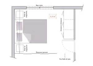 Plan Amenagement Chambre 12m2 by Conseils D Architecte Comment Am 233 Nager Une Petite