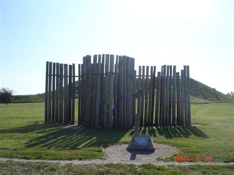Cahokia Indian Mounds Illinois