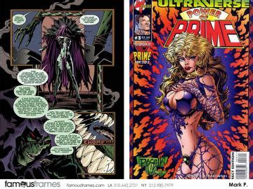 browse pacella s work in comic book frames