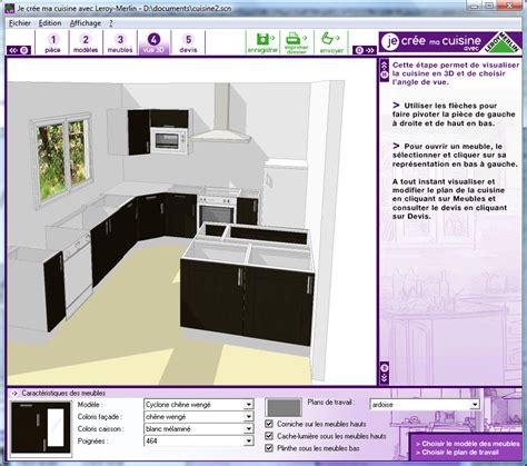 logiciel conception cuisine 3d logiciel conception cuisine 3d leroy merlin