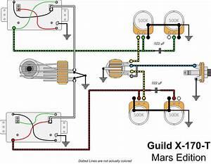 Guild X170t Mars