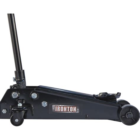 ironton 3 ton single stage low profile hydraulic service