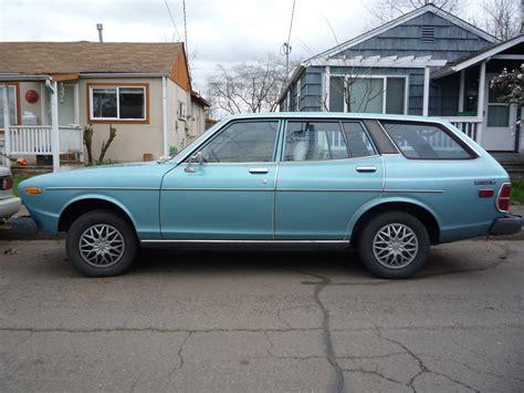 Curbside Classic: 1974 Datsun 710 Wagon