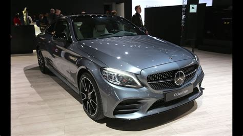 Mercedes C Class Coupe 2019 by 2019 Mercedes C Class Coupe Look