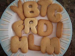 c is for cookie or early learning with cookies With letter cookies