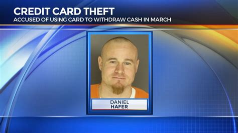 Maybe you would like to learn more about one of these? Man arrested for using stolen credit card to withdraw cash