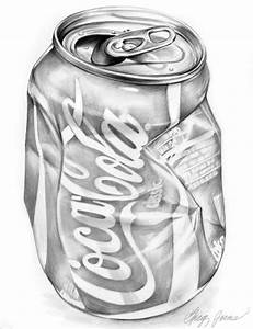 Observational -Tonal drawing   Crushed Objects   Pinterest ...