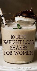 10 Most Effective Weight Loss Shakes For Women