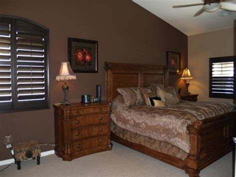brown painted rooms home d 233 cor ugly house photos