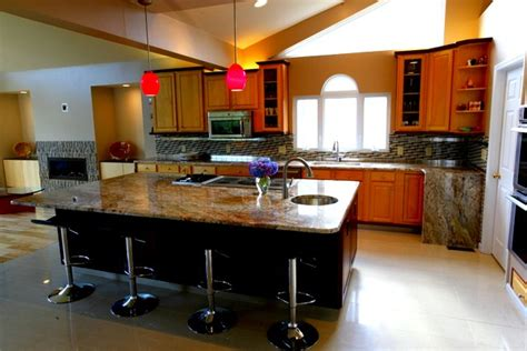 true  granite countertops   damaged  heat