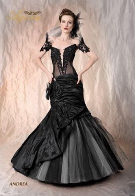 abito sposa nero