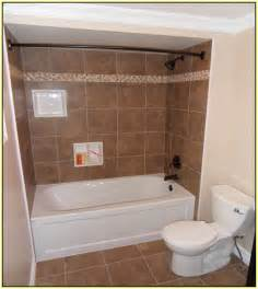 diy bathtub tile surround home design ideas