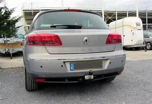 Attelage Remorque Renault : attelage renault velsatis renault velsatis siarr patrick ~ Melissatoandfro.com Idées de Décoration