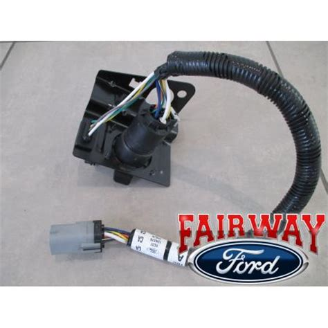 99 F250 Trailer Wiring Harnes by 99 Thru 01 F250 F350 Duty Ford 4 7 Pin Trailer Tow