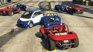 GTA 5 Online Running Back Adversary mode celebrates ...