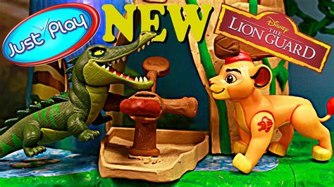 Just Play New The Lion Guard Toys With Doc Mcstuffins Pet