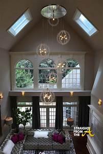 A Peek Inside Kandi Burruss' Atlanta Home… [PHOTOS]