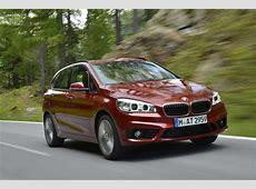 The new BMW 218 d Active Tourer 072014