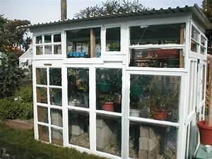 Holzfenster Selber Bauen : alte fenster f r ein gew chshaus verwenden blog an na ~ Michelbontemps.com Haus und Dekorationen