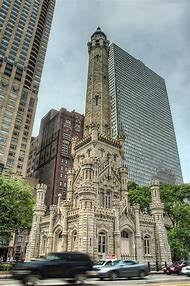 Old Chicago Water Tower