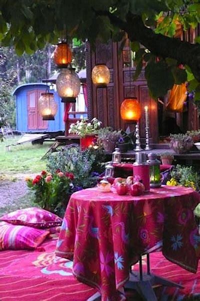 amazing ideas garden bohemian style