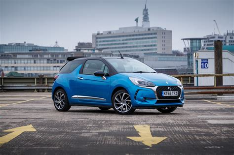 Things We Like About The 2016 DS Automobiles DS 3 Cabrio 🏎️