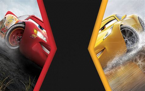 Cars 3 Lightning Mcqueen Vs Cruz Ramirez 4k 8k Wallpapers