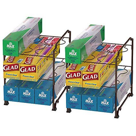 bextsware stackable  rack  tier cabinet basket