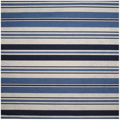 tissus pas cher 100 coton tissu toile matelas bleu