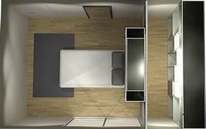 Porte Dressing Sur Mesure : porte de placard chambre 6 dressing chambre adulte sur ~ Premium-room.com Idées de Décoration