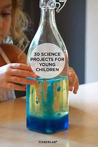 science projects for tinkerlab