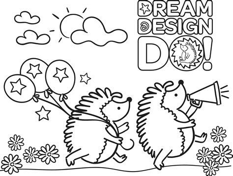 Abc Baker Cookie Coloring Sheet Troop Cookie Activities