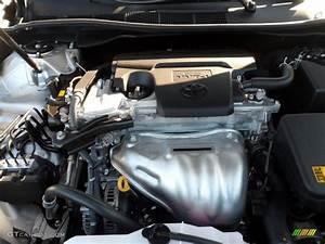 2012 Toyota Camry Le 2 5 Liter Dohc 16