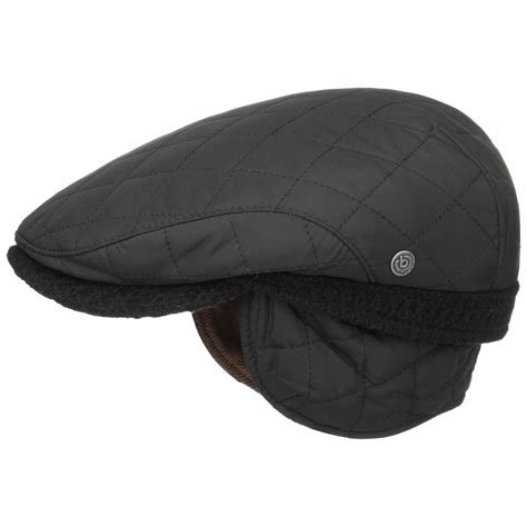Unfollow hat bugatti to stop getting updates on your ebay feed. Quilted Flat Cap with Ear Flaps by bugatti, EUR 54,95 ...