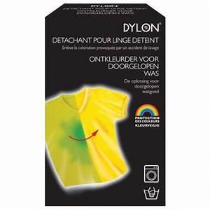 Blanchir Linge Déteint : dylon sos linge deteint maison de la ~ Nature-et-papiers.com Idées de Décoration