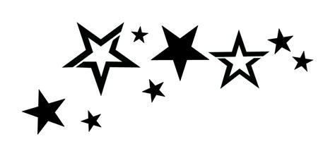 pochoir tatouage temporaire etoile rihanna etoile unik